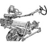 ᐉ Steering ZIL from Motor-Agro