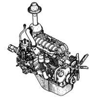 ᐉ Запчасти для Двигателя А-41 от Мотор-Агро