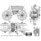 The carriage suspension