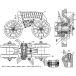 Carriage suspension