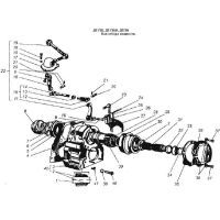 Pto, hum, reverse gear
