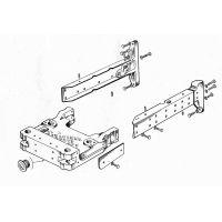 ᐉ Frame, suspension, transmission from Motor-Agro